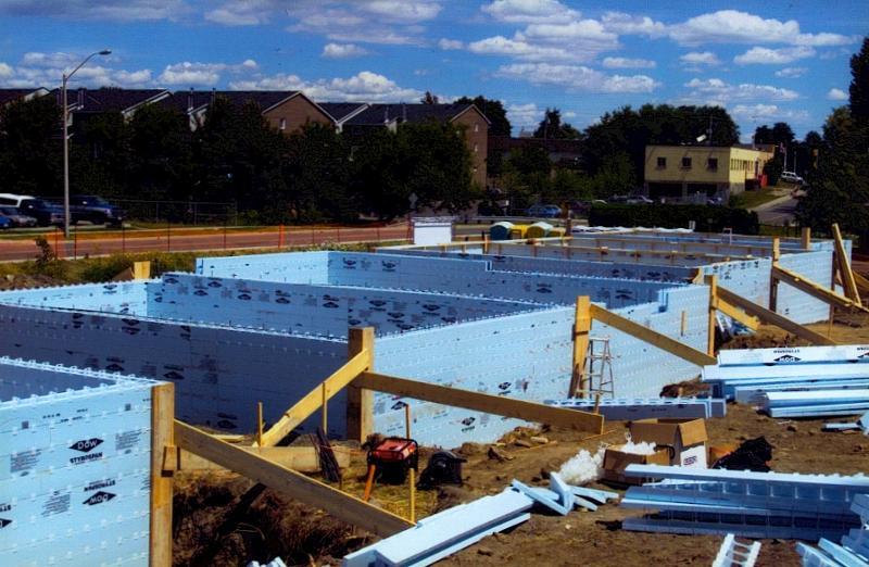 Ed Shreyer Work Project houses