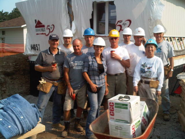 Volunteers Sarah Street Sept2012