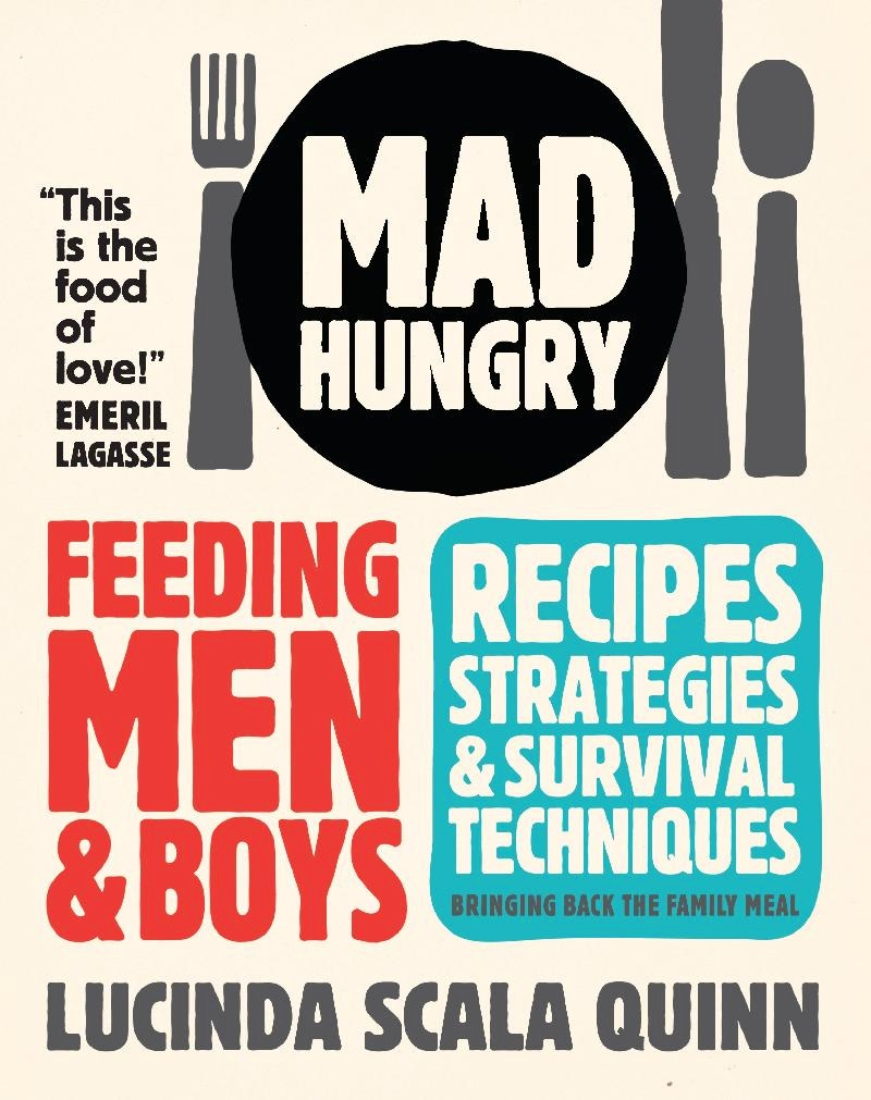 Mad Hungry Book Cover