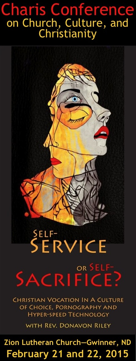 """Self-Service or Self-Sacrifice?"""