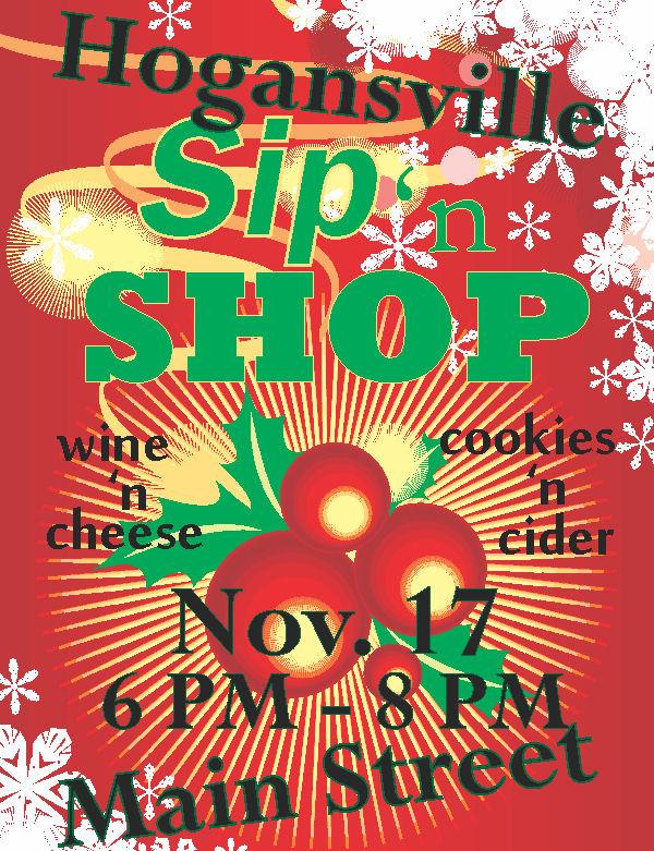Sip N Shop