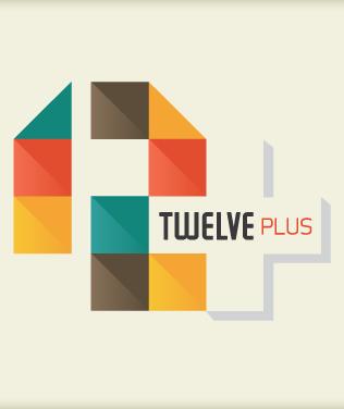 Twelve Plus logo