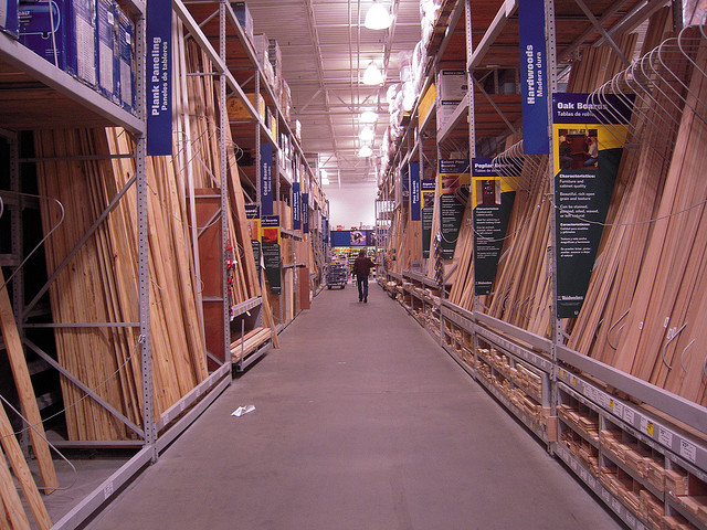 home improvement store