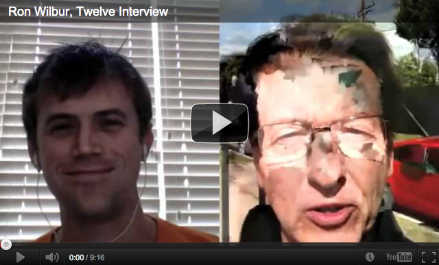 Youtube Ron Wilbur Interview