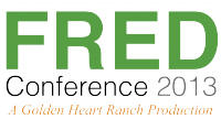 FRED Conference logo