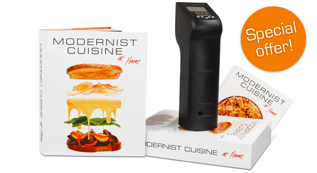 Modernist Cuisine at Home / Sous Vide Creative Series