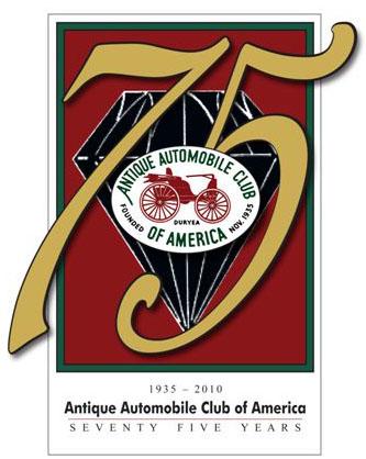 75 AACA Logo