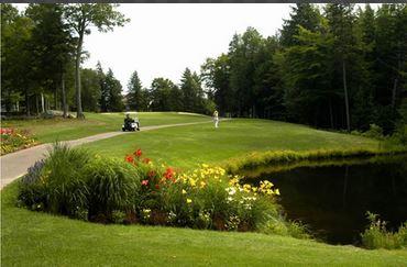 Hales Location Golf-3rd fairway