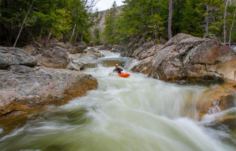 Swift River Kayaking-Photo by Dan Houde-Wiseguy Creative.