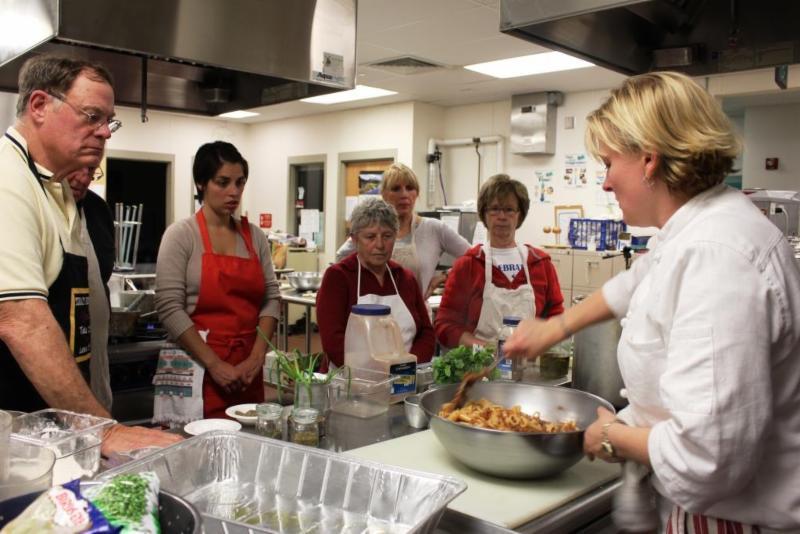 Bernerhof Inn-Taste of the Mtn Cooking School