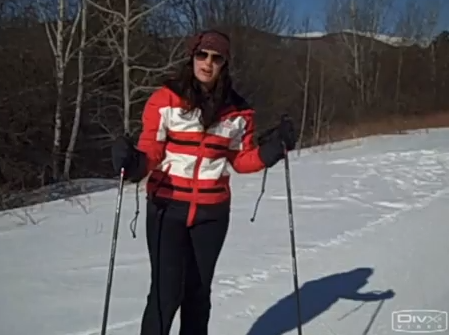 Valley Girl - Nordic Skiing