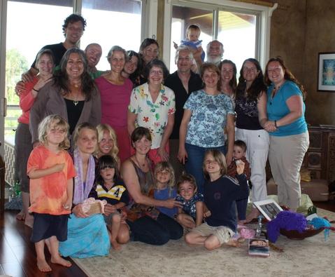 Entering Aquaria Retreat 2010