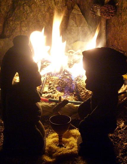 IP Ritual Fire