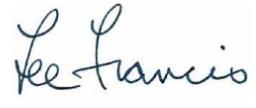 Lee Signature Black
