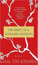 The Street of a Thousand Blossoms by Gail Tsukiyama