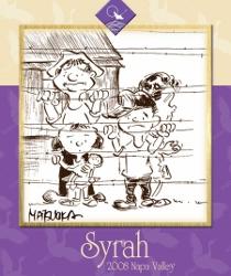 JAMsj Syrah Wine