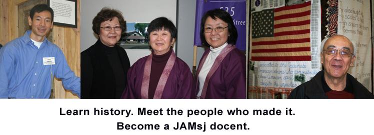 JAMsj Docents