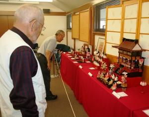 Hinamatsuri Exhibit
