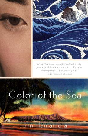 """""""Color of the Sea"""" cover"""