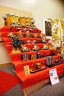 Hina-matsuri Doll Display