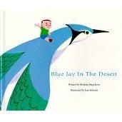 Image: Blue Jay in the Desert