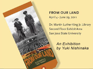 From Our Land Exhibition