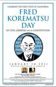 Koramatsu Day Poster