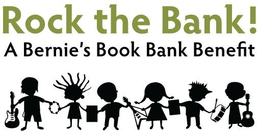 Rock the Bank logo