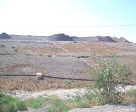 Simi Landfill Gas Lines