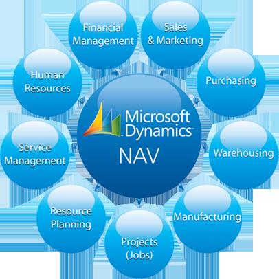 Microsoft Dynamics Navision Support Amp Enhancements