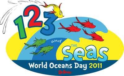 World Ocean's Day LOGO