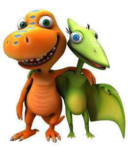 Dinosaur Train movie