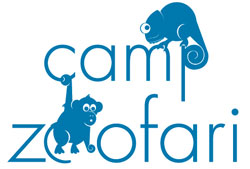 camp zoofari logo
