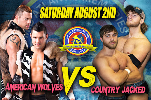 American Wolves vs Country Jacked