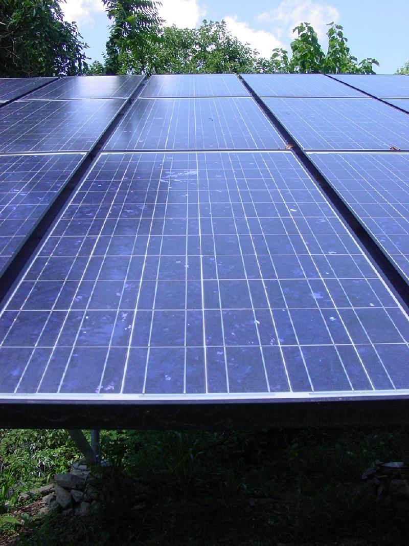SCEE Solar Panels