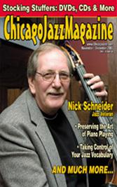 Nick Schneider Cover