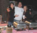 Volunteer chefs