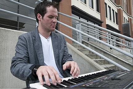 Arts Festival pianist