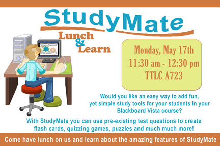 StudyMate Lunch & Learn