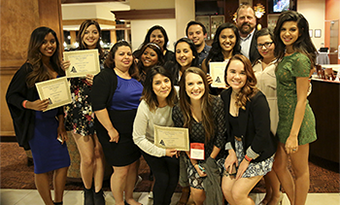 Journalism Students Do Well At State Conference