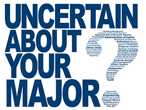 Uncertain About Your Major?