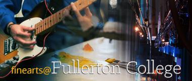 Fine arts at Fullerton College