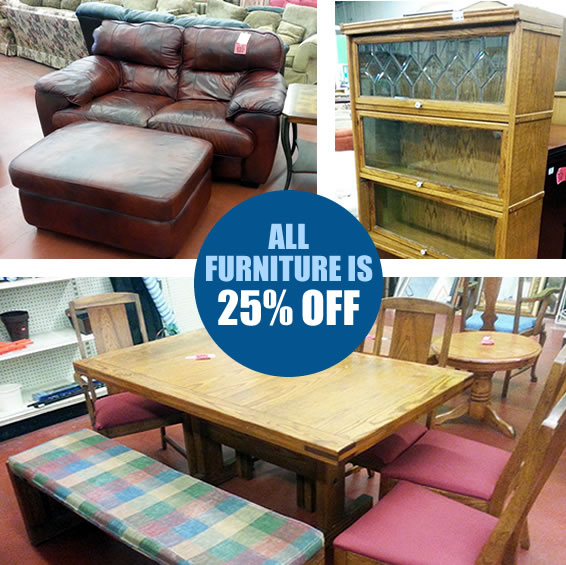 Furniture on Sale!