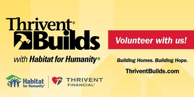Thrivent Builds