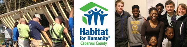 Habitat Cabarrus