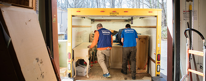 Furniture Donation Pickup