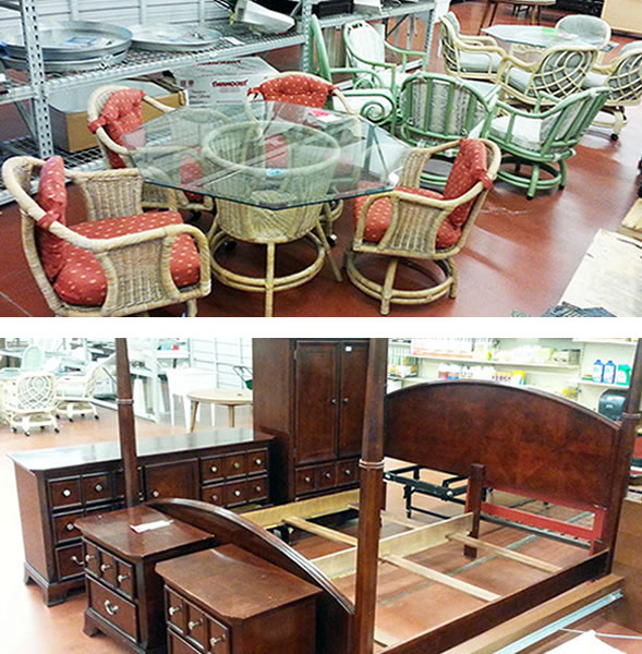 Furniture Is on Sale!
