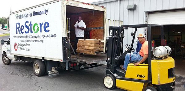 New ReStore Truck for Pickups!