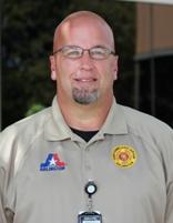 Code Compliance Officer Steve Allen