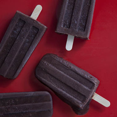 Frozen Fudge Pops